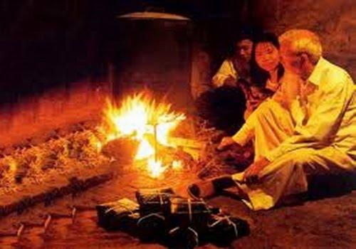 Mơ thấy bếp lửa