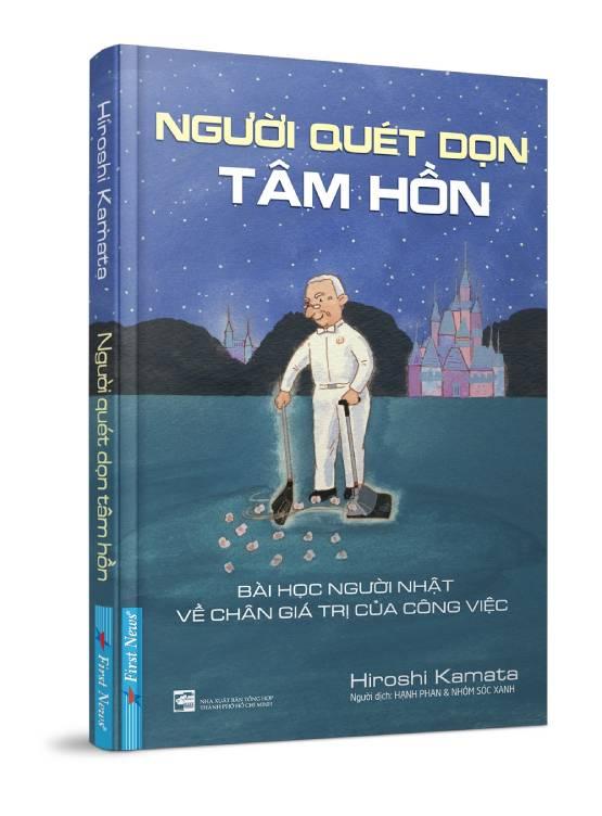 Người quét dọn tâm hồn - Tác giả người Nhật Hiroshi Kamata
