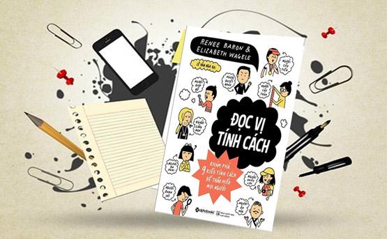 """Review sách """"Đọc vị tính cách"""" - Bí kíp giúp bạn thấu mình - Hiểu người"""